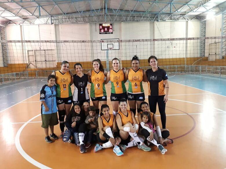 Redenção começou com vitória a participação na Copa AVS/Smel - Crédito: Marcos Escrivani