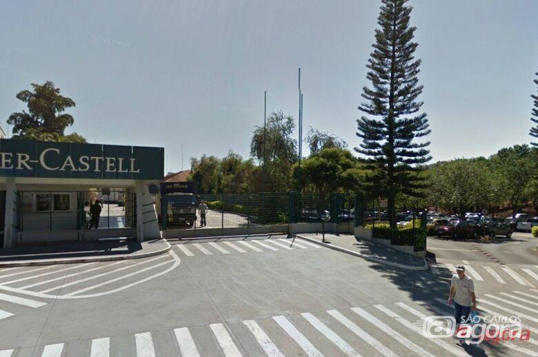 Apenas 250 funcionários da Faber Castell irão trabalhar nos próximos três dias - Crédito: Arquivo/SCA