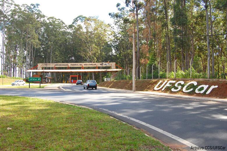 Aulas na UFSCar estarão suspensas nesta segunda-feira -