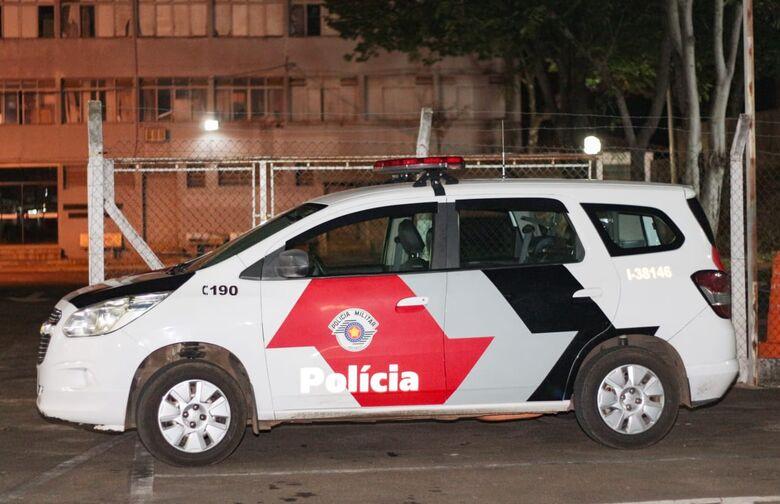 Homem é preso após descumprir medida protetiva e agredir a tia - Crédito: Marco Lúcio