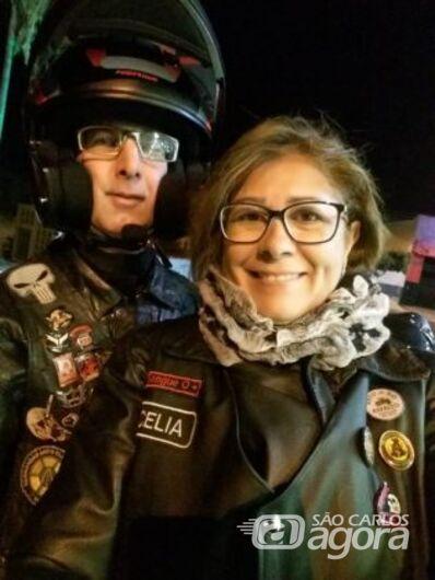 Acidente entre moto e caminhão mata casal de Ribeirão Preto - Crédito: Divulgação