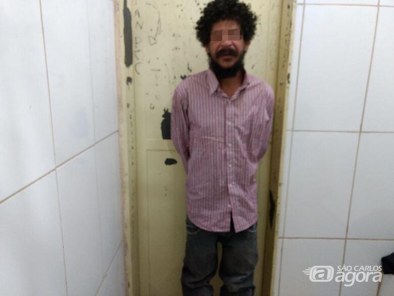 Procurado por homicídio é capturado no Cidade Jardim - Crédito: Luciano Lopes