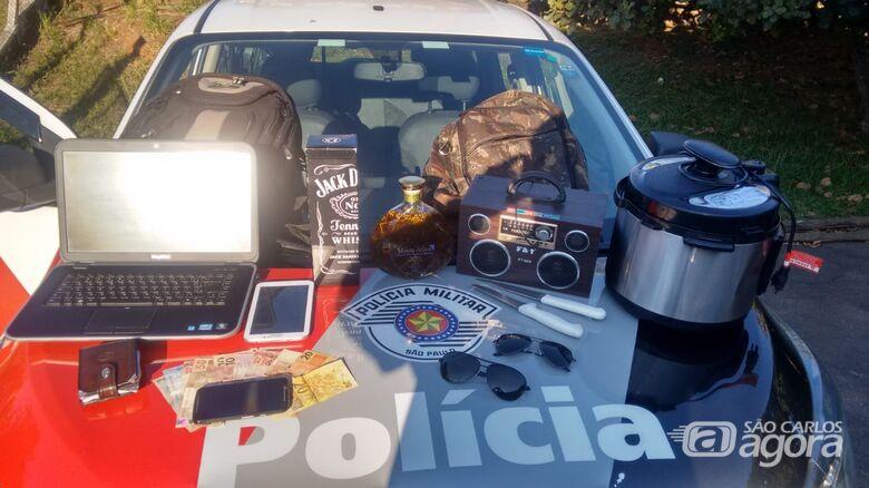 Ladrão furta residência enquanto morador dormia na Vila Prado - Crédito: Luciano Lopes