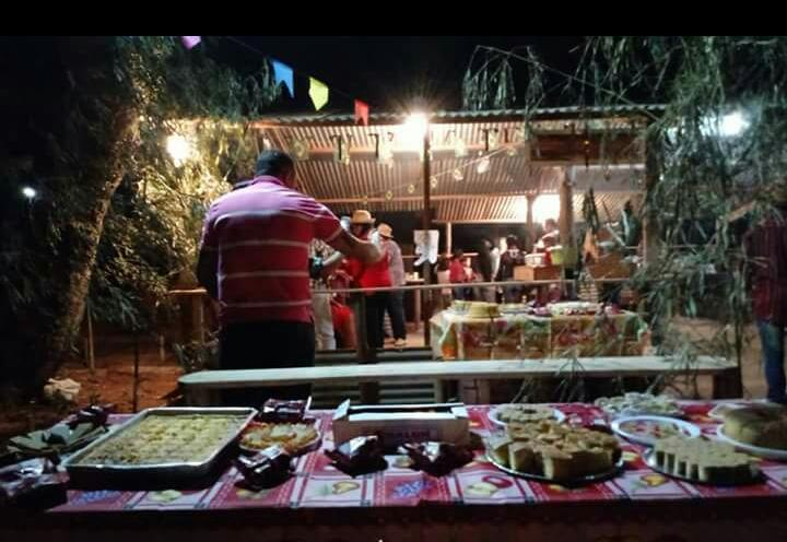 Festa junina animada marcou o final de semana no Cidade Aracy - Crédito: Divulgação