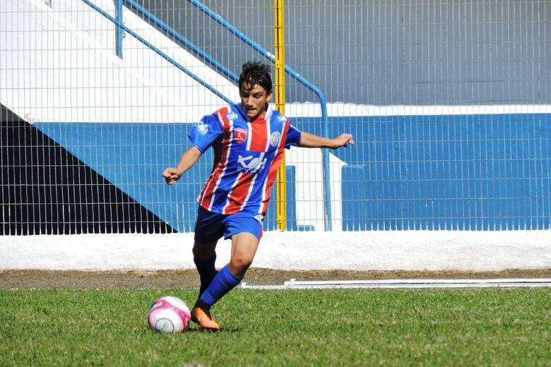 Vitória em Jaguariúna concedeu o primeiro lugar aos são-carlenses - Crédito: Gustavo Curvelo/Divulgação