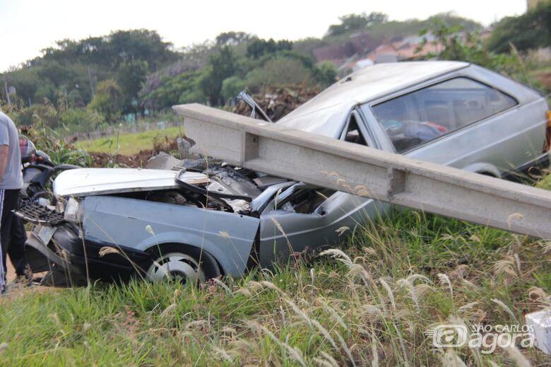 Dupla armada assalta residência no Santa Felícia - Crédito: Maycon Maximino