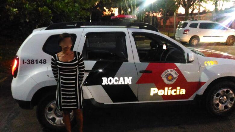 Mulher procurada pela Justiça é presa pela ROCAM -