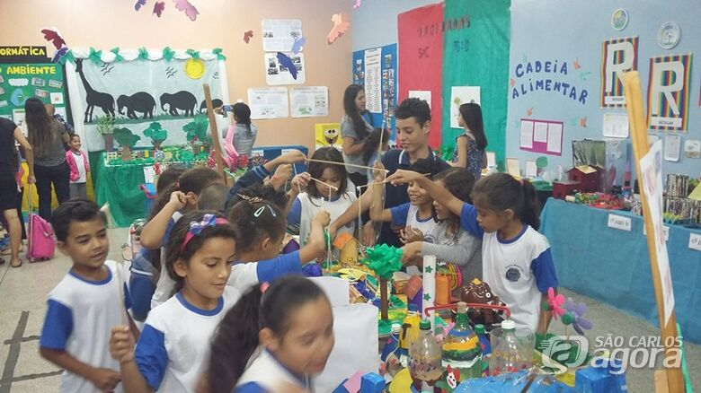 Escola Municipal de Ibaté celebra Dia Mundial do Meio Ambiente com  exposição - Crédito: Divulgação