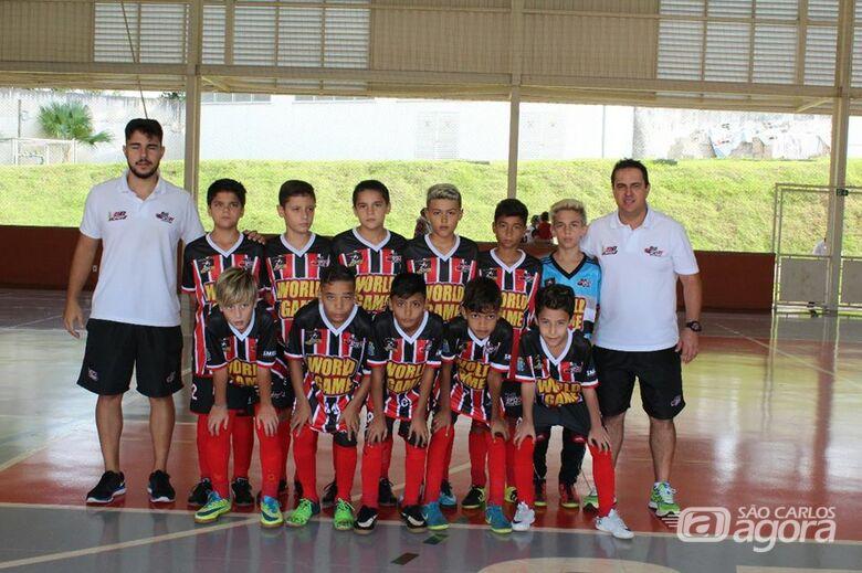 Multi Esporte quer títulos em dois campeonatos importantes - Crédito: Divulgação