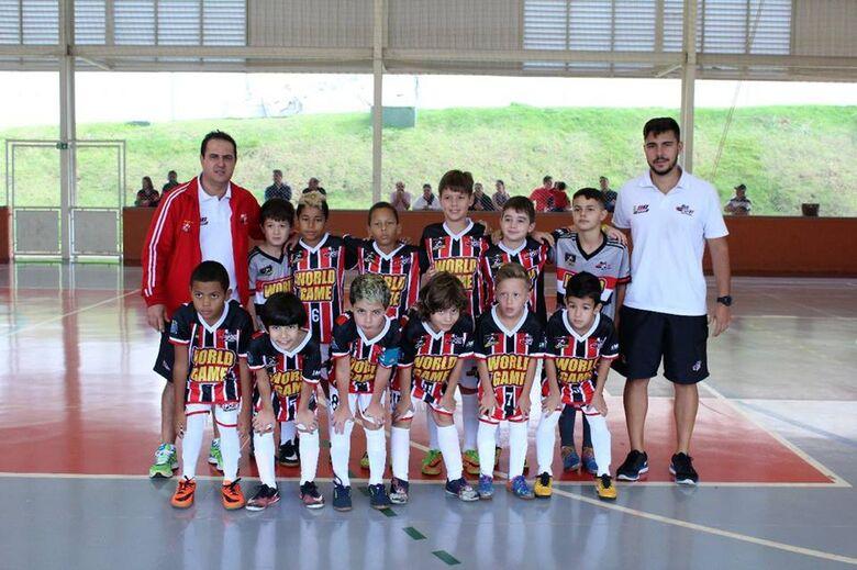 Multi Esporte está na final em duas categorias na Copa Sesi - Crédito: Divulgação