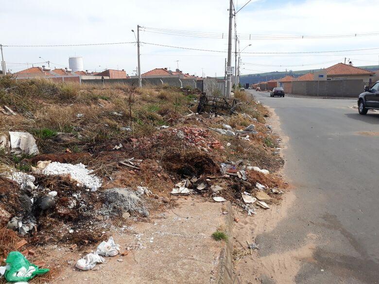 Parlamentar destacou que os moradores estão indignados com o abandono das áreas - Crédito: Divulgação