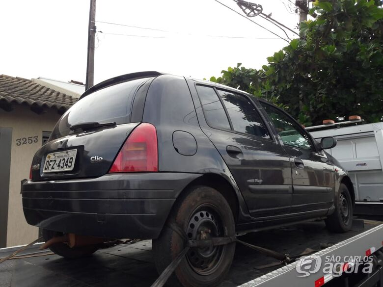 Veículo será devolvido ao proprietário - Crédito: Maycon Maximino