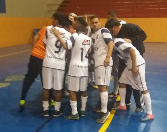 Asf São Carlos fez bonito em Pirassununga: duas goleadas - Crédito: Divulgação