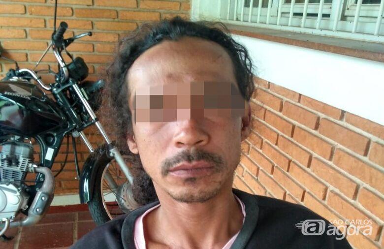Homem vai para a cadeia após descumprir medida protetiva -