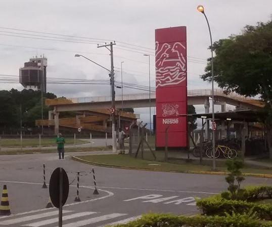 Caçapava – visita à fábrica de Chocolates Nestlé - Crédito: Eduardo Henrique Ferin da Cunha