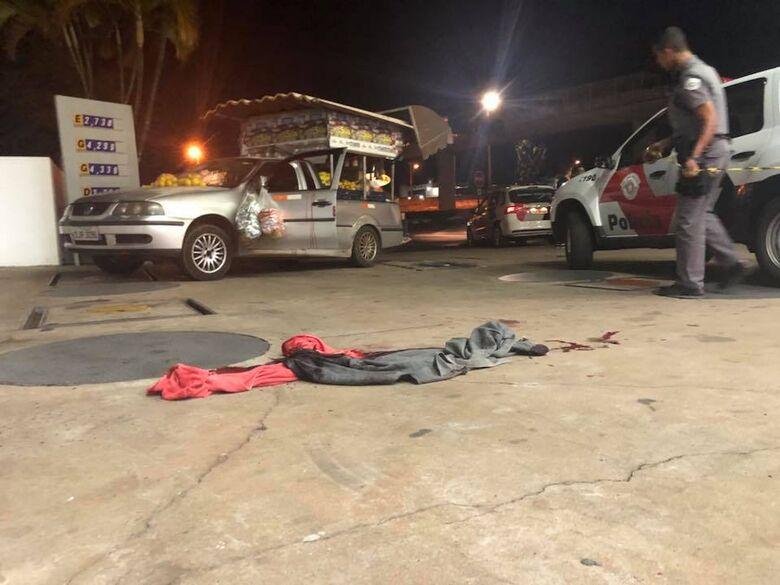 Vendedor ambulante é baleado em cidade da região - Crédito: Araraquara 24 h