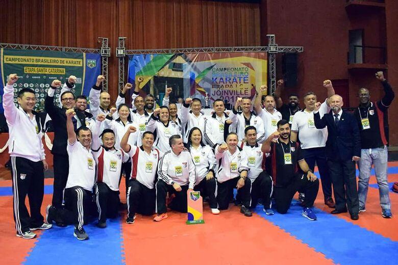 Associação Wada conquista 13 medalhas na etapa do Brasileiro - Crédito: Divulgação