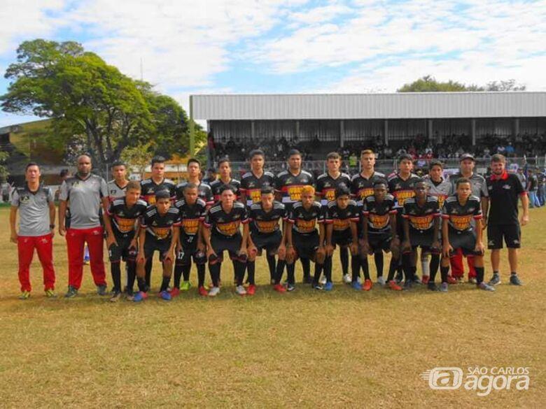 Multi Esporte sofre virada e fica com vice no Municipal sub15 - Crédito: Divulgação