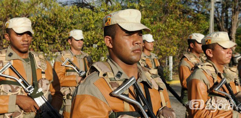 A inscrição pode ser feita na Junta de Serviço Militar (JSM) mais próxima ou pela internet - Crédito: Divulgação