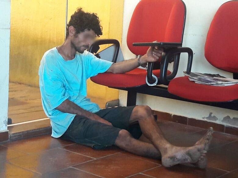 Homem é acusado de furtar caixa de ferramentas e vender por R$ 50 -