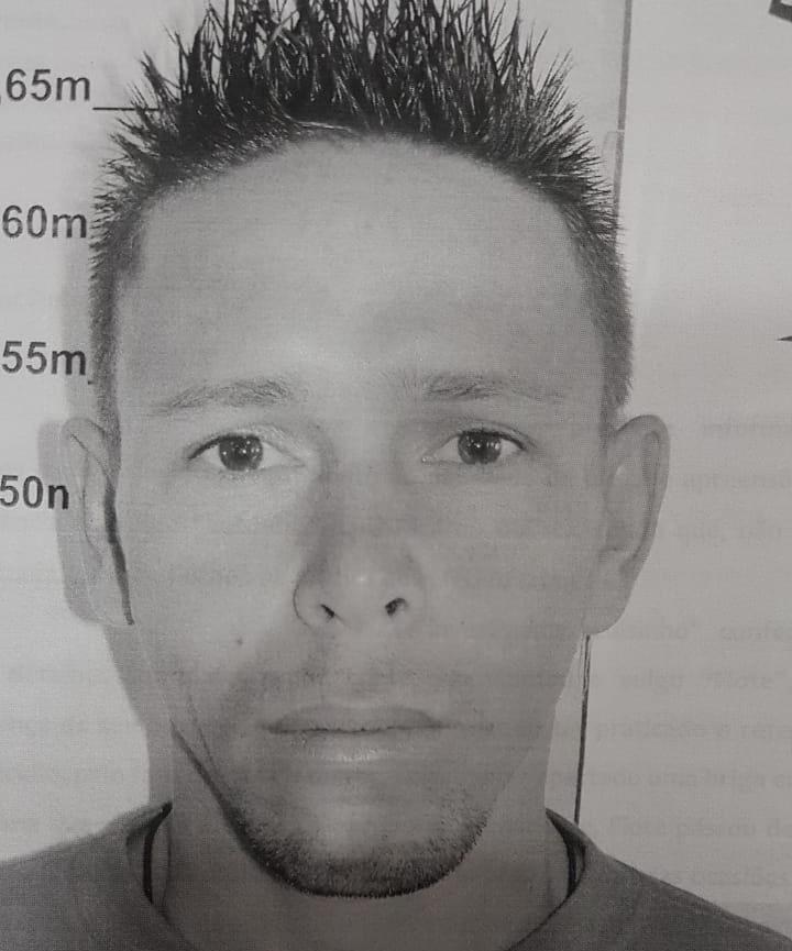 """Acusado de matar """"fiote"""" será julgado nesta segunda-feira - Crédito: Luis Ricardo Batista será julgado nesta segunda-feira. (foto divulgação)"""