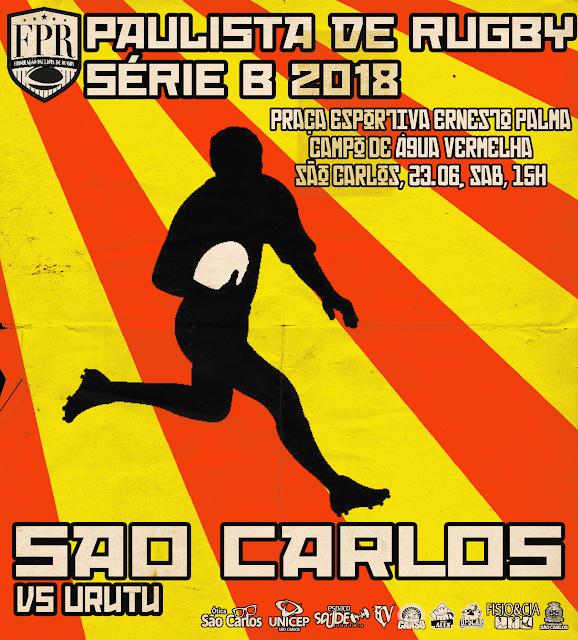 São Carlos encara o Urutu pelo Campeonato Paulista -