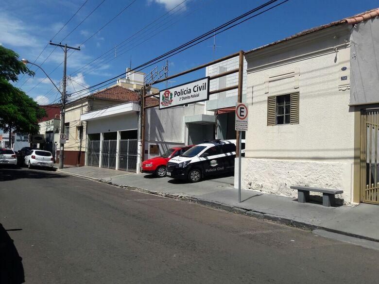 Ladrão furta o Centro da Juventude Elaine Viviane - Crédito: Arquivo/SCA