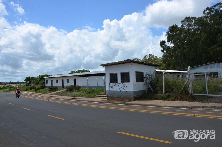 Lançamento da pedra fundamental marca início das obras de escola no Araucária - Crédito: Divulgação