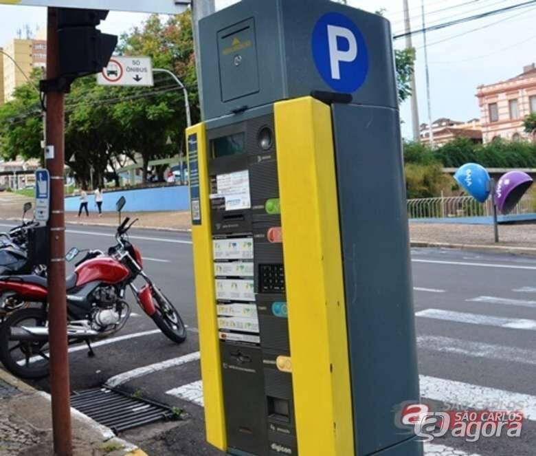 Prefeitura cancela multas de área azul em São Carlos - Crédito: Arquivo/SCA
