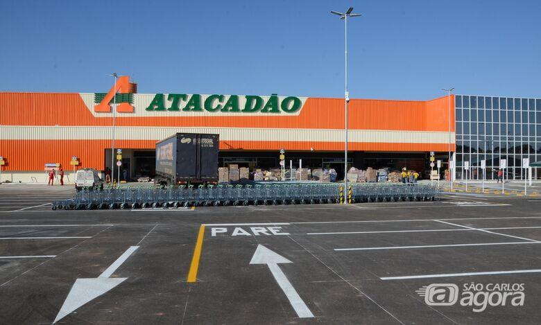 Atacadão inaugura sua loja em São Carlos nesta quinta-feira (28) -