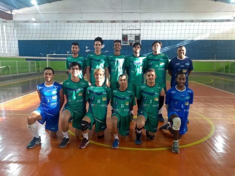 Equipe sub20 jogou bem e garantiu a vitória na estreia - Crédito: Marcos Escrivani