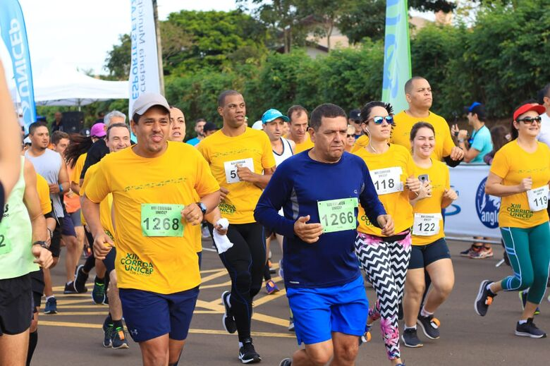 Centenas de atletas participam da XIII Corrida Unicep São Carlos; confira as fotos - Crédito: Marco Lucio