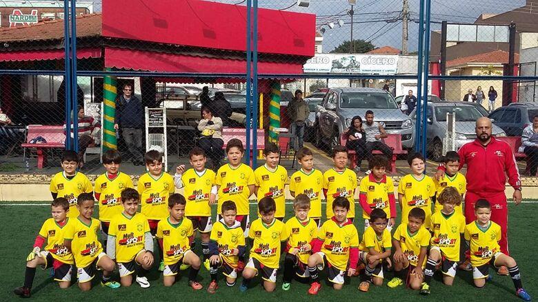 Começa o Interno da Mult Sport em homenagem a Copa do Mundo - Crédito: Divulgação