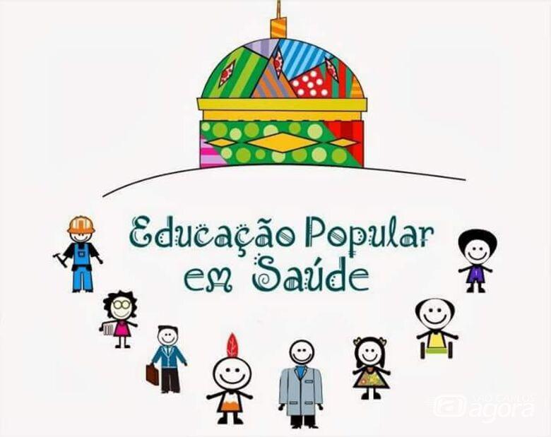 Mostra da ênfase a educação popular em saúde - Crédito: Divulgação