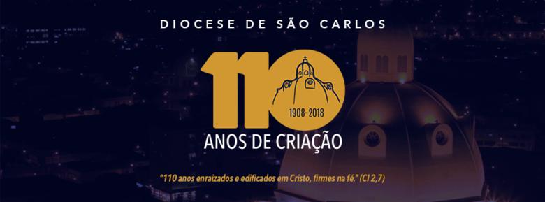 Diocese de São Carlos completa 110 anos com celebração especial - Crédito: Divulgação