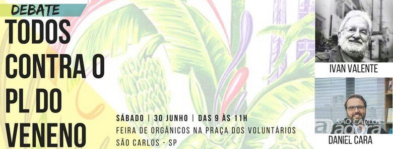 São Carlos recebe a visita do deputado federal Ivan Valente -