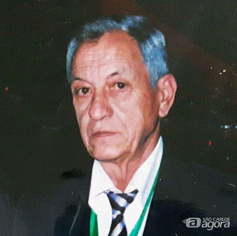 Morre o locutor Cardoso Natal - Crédito: Redes Sociais