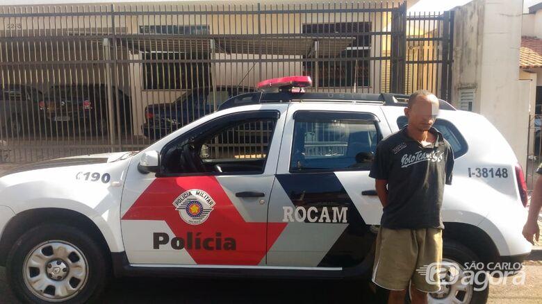 Desocupado é detido com entorpecentes no Cidade Aracy - Crédito: Divulgação