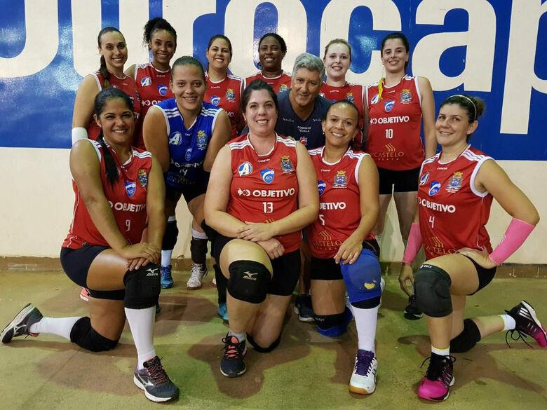 Uma vitória garante equipe são-carlense na fase final da Copa AABB - Crédito: Marcos Escrivani
