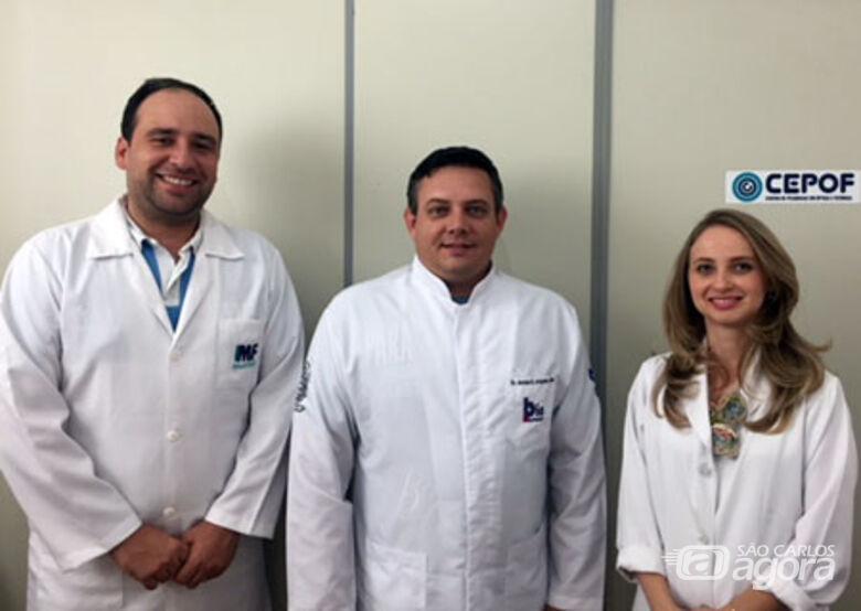 Pesquisadores da USP de São Carlos com empresa da cidade desenvolvem novo tratamento para doentes com fibromialgia - Crédito: Divulgação