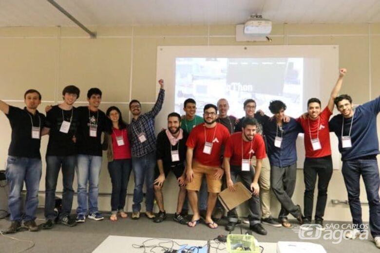 SancaThon reúne nove equipes para propor soluções para problemas de São Carlos - Crédito: Divulgação