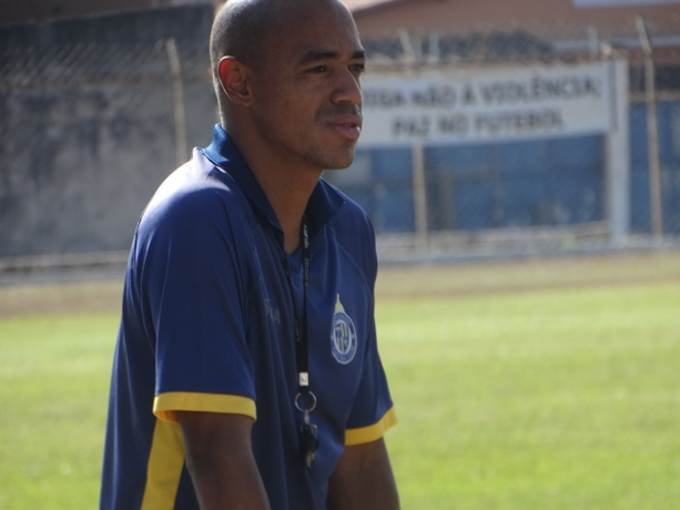 Marcus Vinícius sabe das complicações, mas acredita em um bom resultado frente o Rio Claro - Crédito: Marcos Escrivani