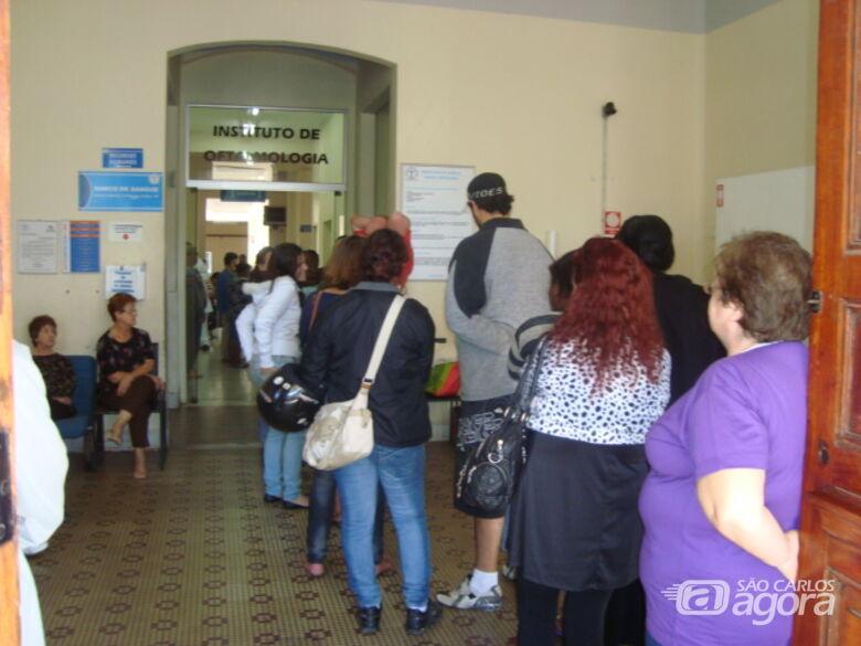 Santa Casa aguarda decisão sobre repasse de verba para realizar mutirão - Crédito: Divulgação