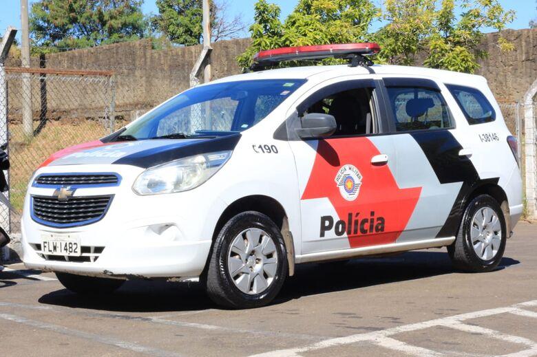 Quadrilha é detida após furtar caminhão na Vila Lutfalla - Crédito: Arquivo/SCA