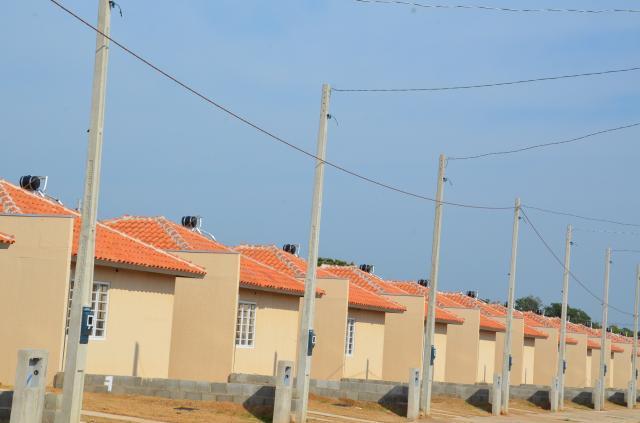 Fogo assustou moradores no Eduardo Abdelnur - Crédito: Divulgação