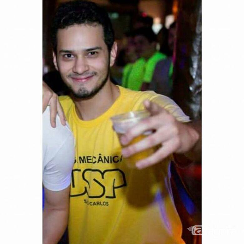 Amigos lamentam morte de estudante da USP - Crédito: Redes Sociais