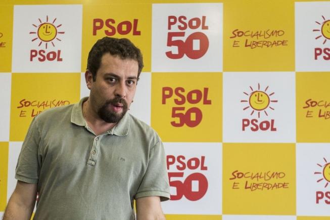 Boulos, pré-candidato à presidente da República, visita São Carlos - Crédito: Divulgação