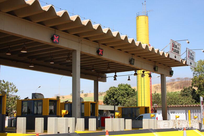 SP: cancelas são retiradas das pistas de cobrança eletrônica nos pedágios - Crédito: Marcos Santos/ Usp Images
