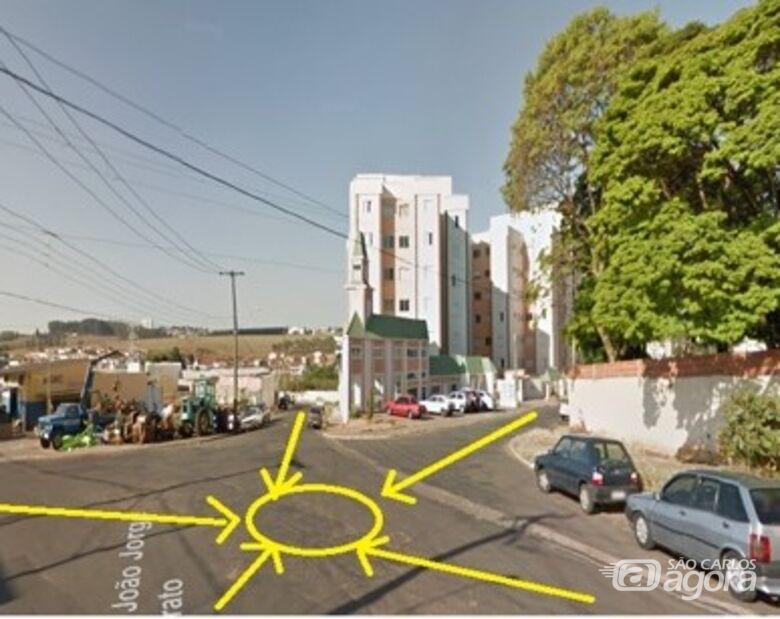 Malabim sugere rotatória e recapeamento na Avenida Gregório Aversa - Crédito: Divulgação
