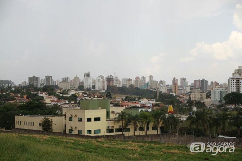 Chove fraco em alguns pontos de São Carlos; confira a previsão -